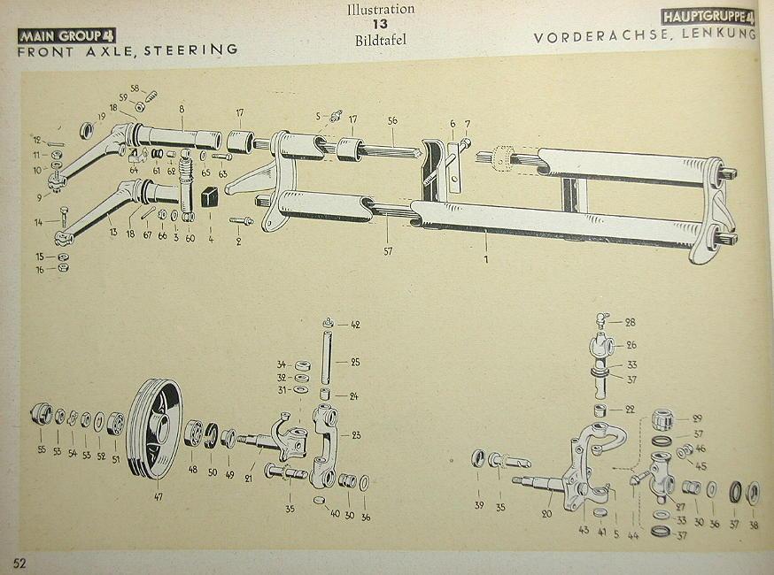 Prime Zar Werks 1945 Vw Parts Book Wiring Database Denligelartorg
